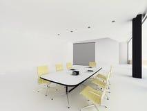Interior confortável moderno Fotografia de Stock
