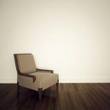 Interior confortável moderno com rendição 3d Imagem de Stock Royalty Free