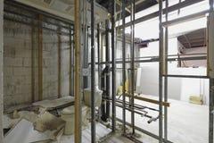 Interior construction Royalty Free Stock Photo