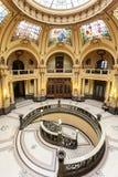 Interior constructivo Foto de archivo libre de regalías