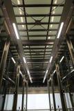Interior constructivo de Leadenhall Foto de archivo libre de regalías