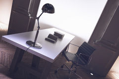 Interior of a corporate directors office Royalty Free Stock Photo