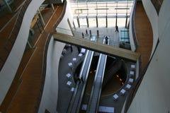 Interior corporativo moderno Imagenes de archivo