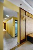 Interior corridor Royalty Free Stock Images