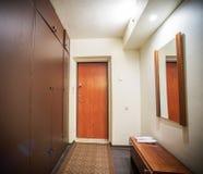 Interior corridor Stock Images