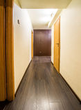Interior corridor Royalty Free Stock Images