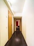 Interior corridor Stock Photo