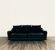Interior couch Royalty Free Stock Image