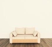 Interior couch Stock Photos