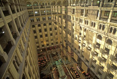 Free Interior Courtyard Of Old Post Office, Washington, DC Royalty Free Stock Photos - 52263108