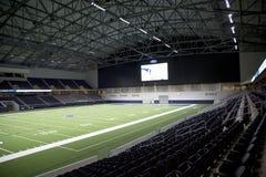 Interior of Cowboy practice facility Frisco TX Stock Photos