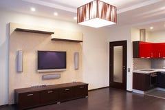 Interior. Cozinha Foto de Stock Royalty Free