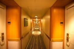 Interior of cruise ship Azura Royalty Free Stock Photo