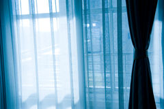 Interior curtain Royalty Free Stock Photography