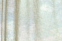 Interior curtain on translucent sky Royalty Free Stock Photo
