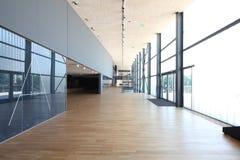 Interior da arena de esporte moderna Foto de Stock