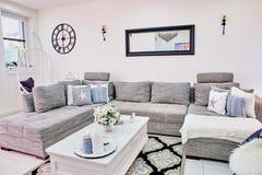 Interior da casa da família Imagens de Stock Royalty Free