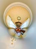 Interior da casa em pouco estilo da opinião do planeta Foto de Stock Royalty Free