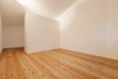Sala interior, vazia foto de stock