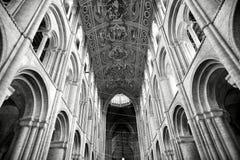 Interior da catedral de Ely Imagens de Stock Royalty Free