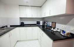 Interior da cozinha Fotos de Stock Royalty Free
