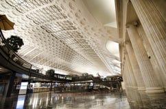 Interior da estação da união - Washington DC EUA Imagens de Stock Royalty Free