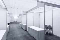 Interior da feira profissional Foto de Stock