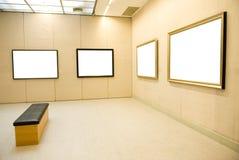 Interior da galeria foto de stock royalty free