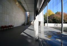 Interior da galeria de tesouros de Horyuji em Ueno, Tóquio, Japão Imagem de Stock Royalty Free