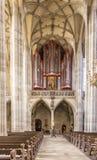 Interior da igreja de St George Imagem de Stock