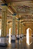 Interior da igreja tailandesa Foto de Stock