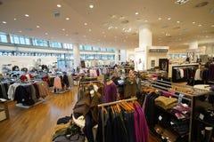 Interior da loja Fotografia de Stock