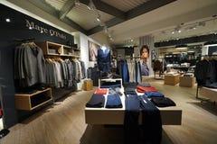 Interior da loja Imagens de Stock
