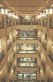 Interior da loja de Bloomingdale Fotografia de Stock