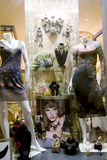 Interior da loja Michal Negrin em agradável Fotografia de Stock