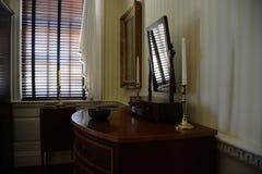 Interior da mansão de Blennerhasset Imagem de Stock