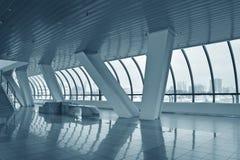 Interior da ponte fotografia de stock royalty free