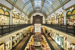 Interior da rainha Victoria Building em Sydney Foto de Stock Royalty Free