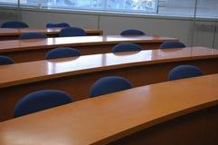 Interior da sala de aula Imagens de Stock