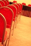 Interior da sala de conferências imagem de stock