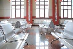 Interior da sala de espera Imagem de Stock Royalty Free