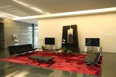 Interior da sala de estar Imagens de Stock