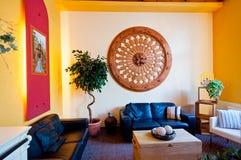 Interior da sala de estar Imagens de Stock Royalty Free