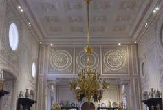 Interior da sala do palácio do nacional de Pena Foto de Stock