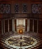 Interior da torre da fantasia Imagem de Stock Royalty Free