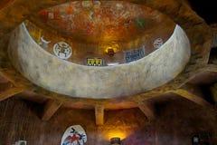 Interior da torre da garganta grande Fotos de Stock