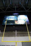 Interior of Dallas Cowboys practice facility Stock Photos