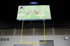 Interior of Dallas Cowboys practice facility Stock Photography