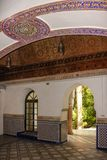 Dar Si Said palace. Marrakesh. Morocco Stock Photo
