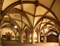 Interior de ayuntamiento Fotos de archivo libres de regalías
